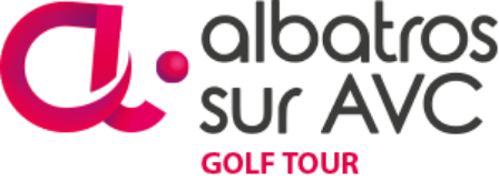 albatros sur avc golf tour logo