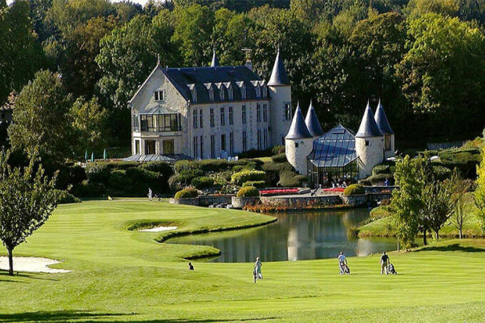 golf cely chateau